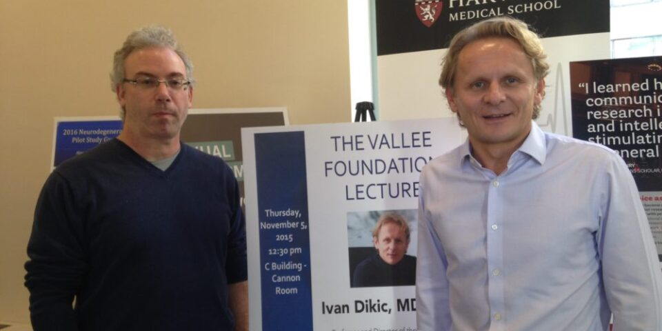 Bert Vallee: His Vision for the Foundation