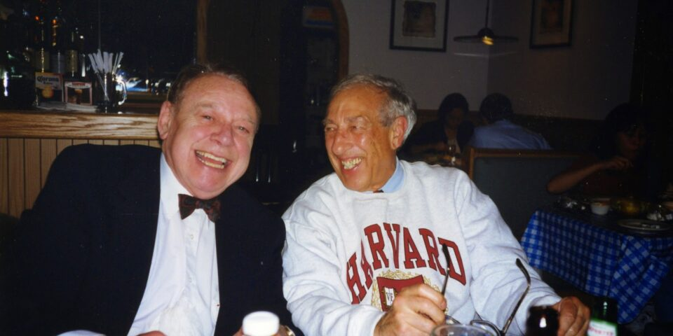 On Meeting Bert Vallee